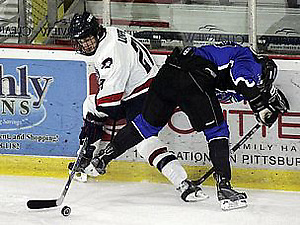 Robert Morris' Nathan Longpre (Robert Morris Athletics)