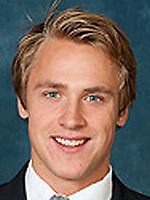 Michigan's Carl Hagelin. (Michigan Athletics)