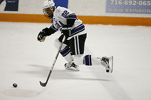 Brian Haczyk of Niagara (Niagara Athletics)