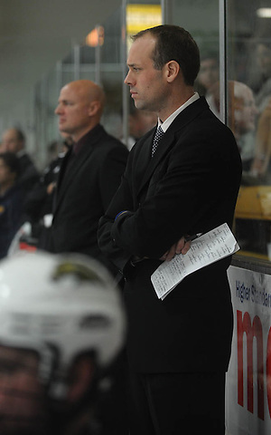 Western Michigan coach Jeff Blashill. (Zolton Cohen, Inc.)
