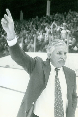 Ron Mason (Michigan State Athletics)