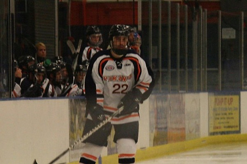 Chad Goodwin of Salem State (Tim Brule)