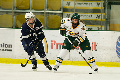 Brittany Zuback of Vermont (Brian Jenkins)