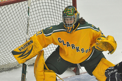 Players on the 2012-2013 All-USCHO D-I Women's teams (Erica Howe). (Tim Brule)