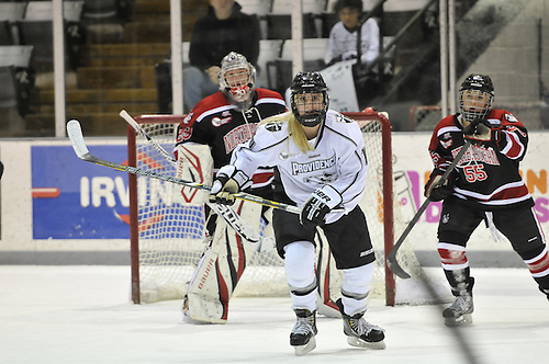 Molly Illikainen of Providence College (Tom  Maguire/TOM MAGUIRE)