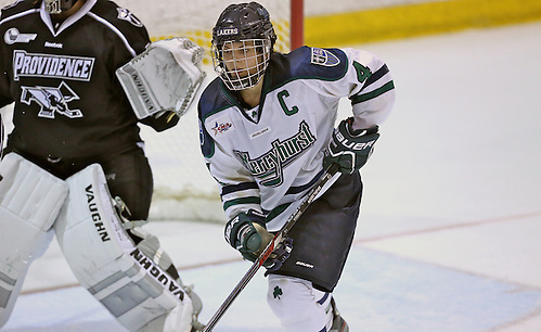 Emily Janiga of Mercyhurst (Tim Brule)