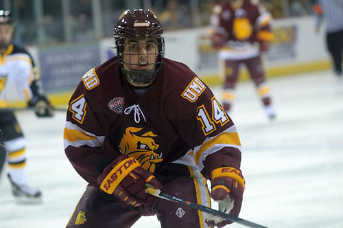 Colorado College vs. Minnesota Duluth at World Arena (Candace Horgan)