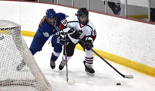 Sydney Simone of Lake Forest (Lake Forest Athletics)