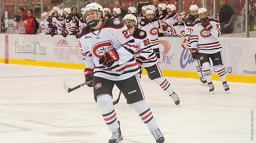 Hannah Potrykus of St. Cloud State (St. Cloud State Athletics)