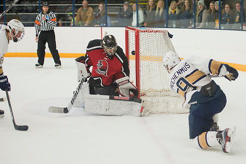 Adam Knochenmus of Wisconsin-Eau Claire. (Shane Opatz, UWEC Photo)