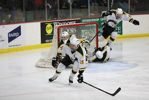 Tanner Froese of St. Norbert (Steve Frommell, d3photography.com)
