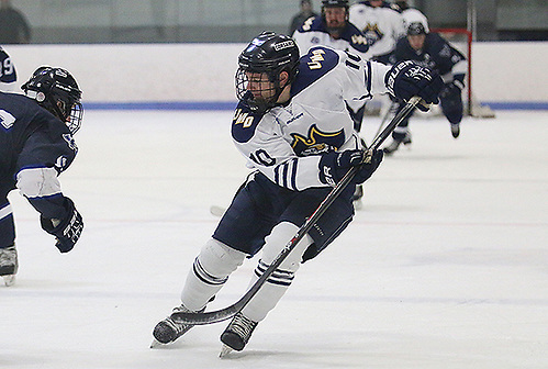 Casey Shea of UMass Dartmouth. (UMass Dartmouth Athletics)
