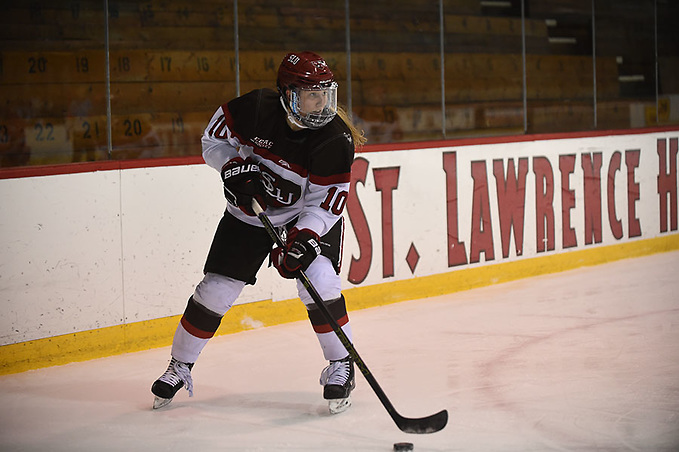 Hannah Miller of St. Lawrence (St. Lawrence Athletics)