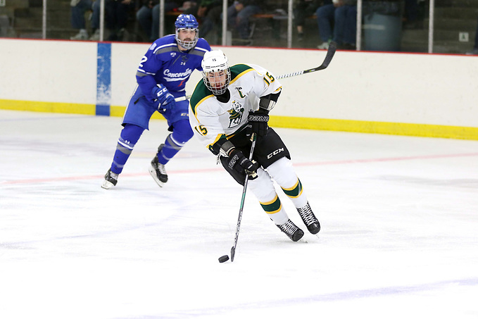 Tanner Froese of St. Norbert (St. Norbert Athletics)