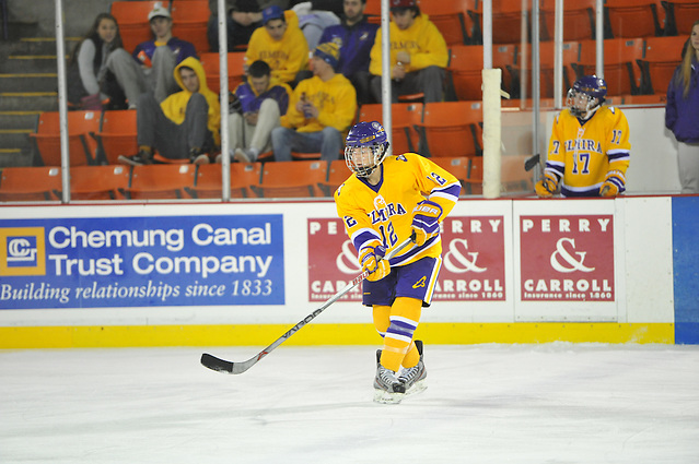 Kristin Chivers of Elmira (Elmira Athletics)