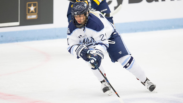 Tereza Vanišová of Maine (Peter Buehner/Maine Athletics)