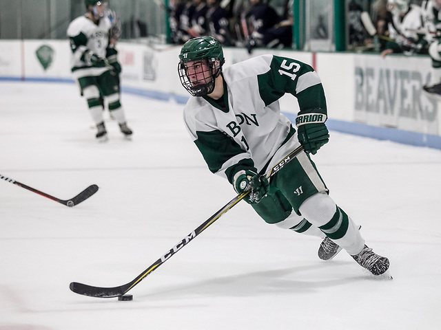 Nick Rosa of Babson (Babson Athletics)