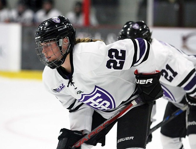 Rachel Werdin of St. Thomas (St. Thomas Athletics)