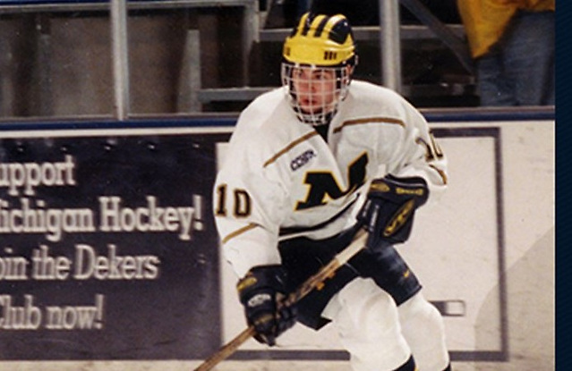 Scott Matzka (photo: Michigan Athletics)