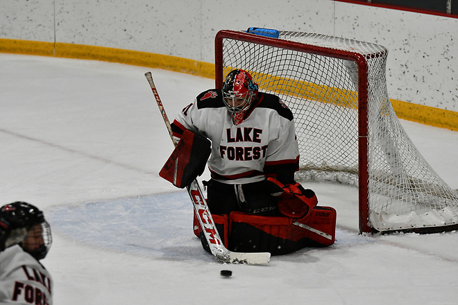 George Argiropoulos of Lake Forest (Lake Forest Athletics)