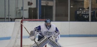 Bailey MacBurnie of UMass-Boston (Macayla Chianco – UMB Athletics)