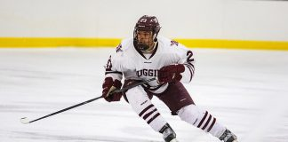 Augsburg Hockey vs St. Mary