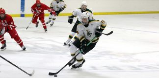 Peyton Frantti of St. Norbert (St. Norbert Athletics)