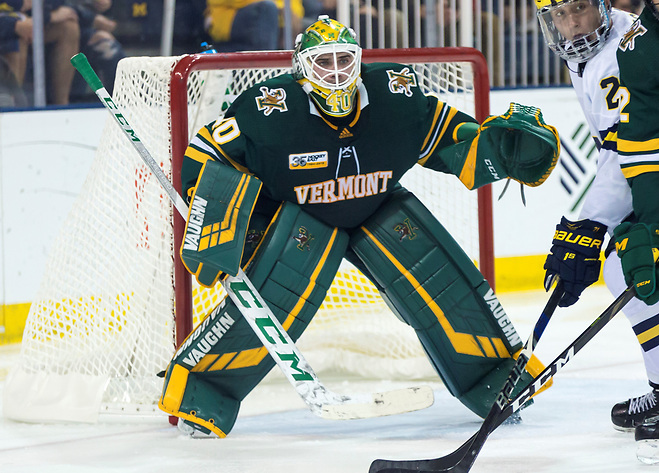 Stefanos Lekkas (photo: Vermont Athletics)