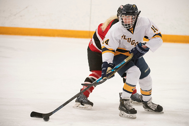 Courtney Wittig of Wisconsin-Eau Claire (Wisconsin-Eau Claire Athletics)