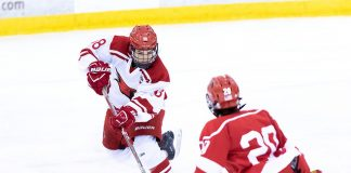 Courtney Moriarty of Plattsburgh (Plattsburgh Athletics)