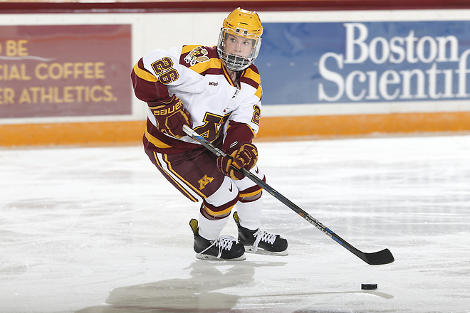 Sarah Potomak of Minnesota (Minnesota Athletics)