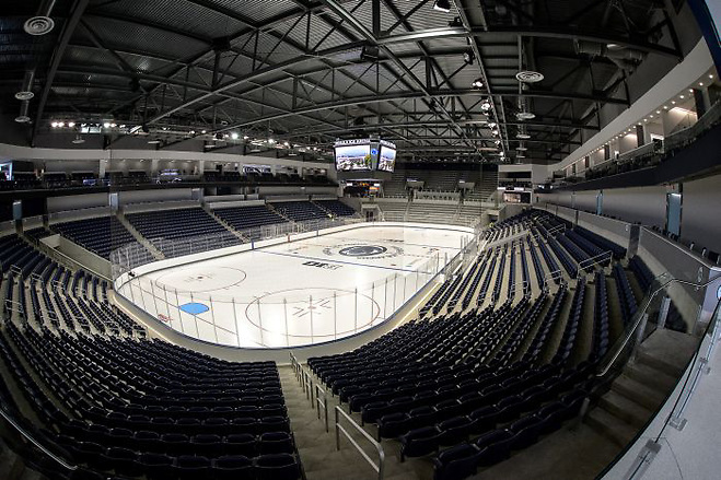 Pegula Ice Arena (Mark Selders/Penn State Athletic Communications)