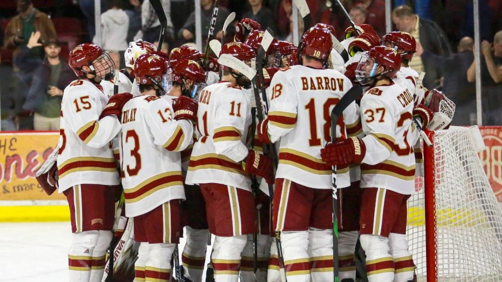 Denver gets 47 first-place votes, stays No. 1 in USCHO.com Division I Men's Poll