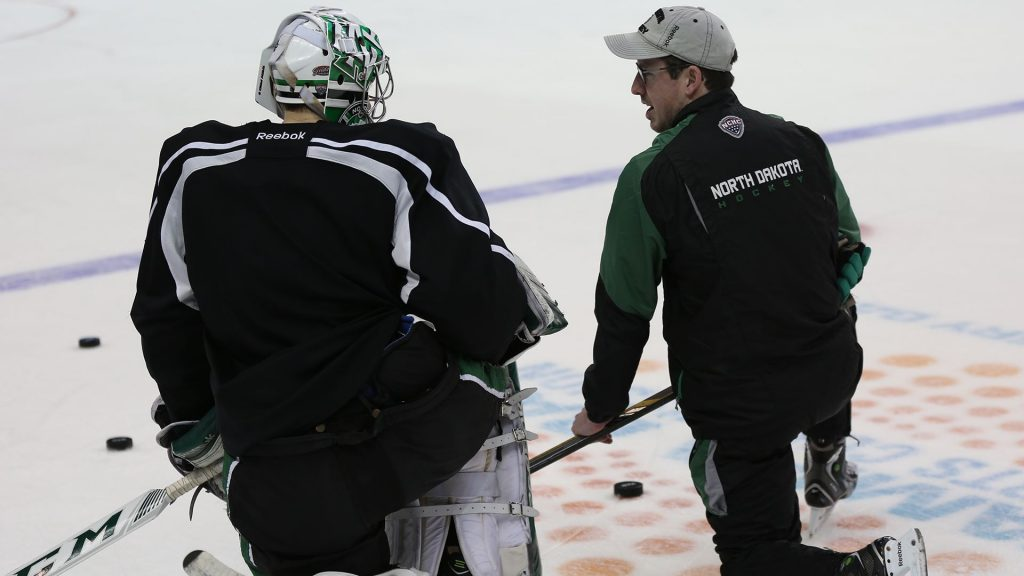 North Dakota names LaDouceur player personnel/office operation coordinator