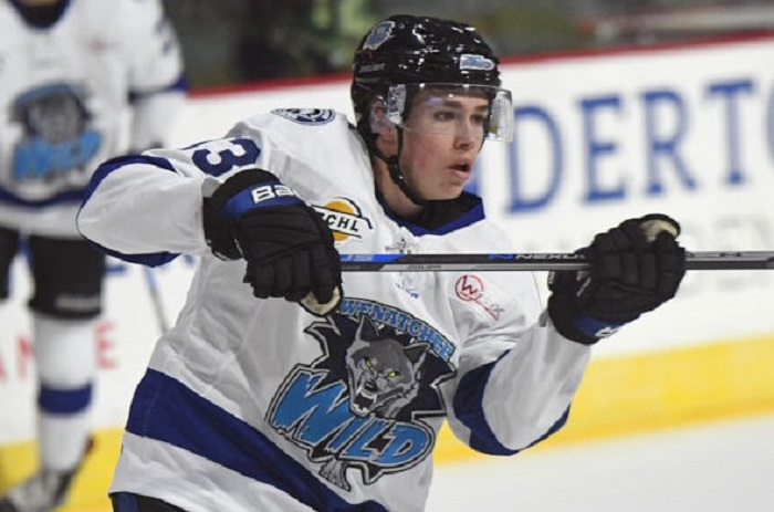 Union sophomore Morton leaves school, returns to BCHL with Wenatchee