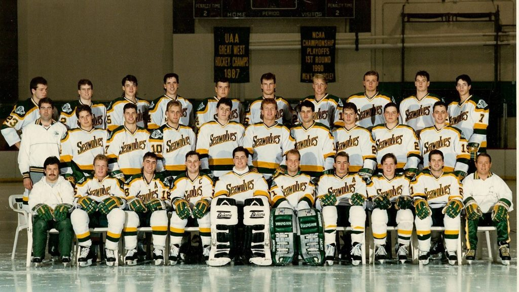 Alaska Anchorage's win over Boston College in 1992 going in to Alaska Sports Hall of Fame as 'moment' for 2020 class