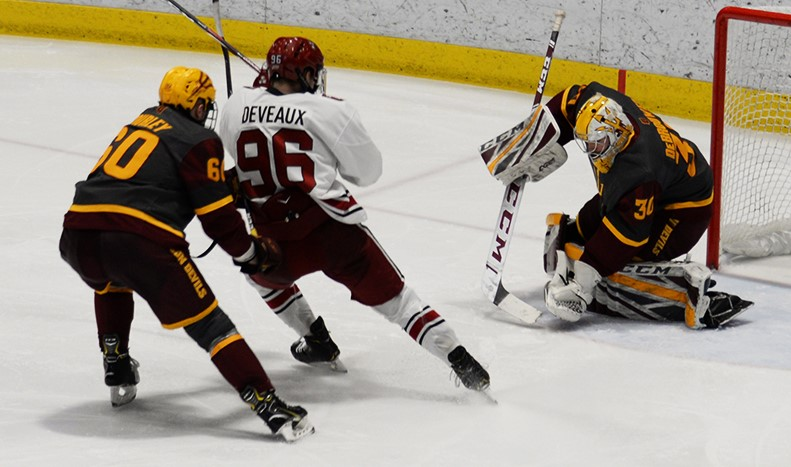 For first time since 1999 Frozen Four, NCAA hockey returns to Southern California with last weekend's SoCal Clash