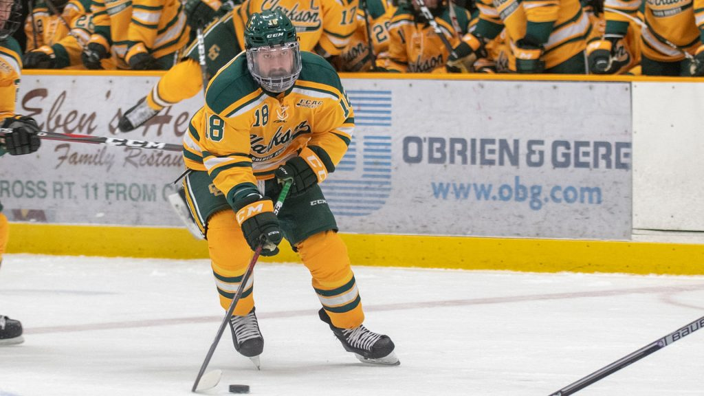 USCHO.com presents its NCAA Division I Plays of the Week, Dec. 6-8