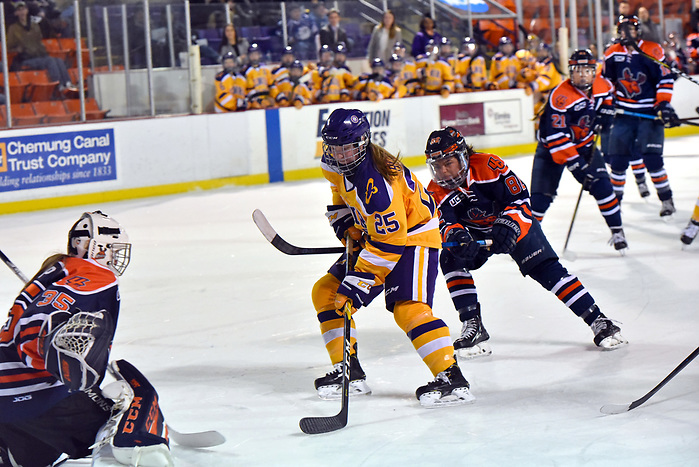Eliza Beaudin of Elmira (Elmira Athletics)