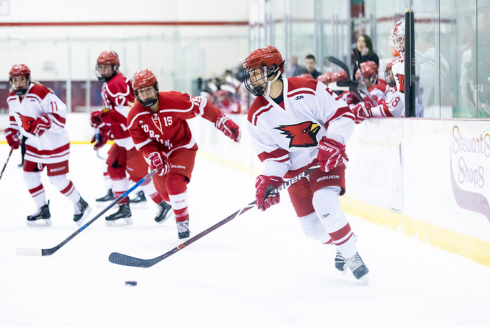 Sierra Benjamin of Plattsburgh (Plattsburgh Athletics)