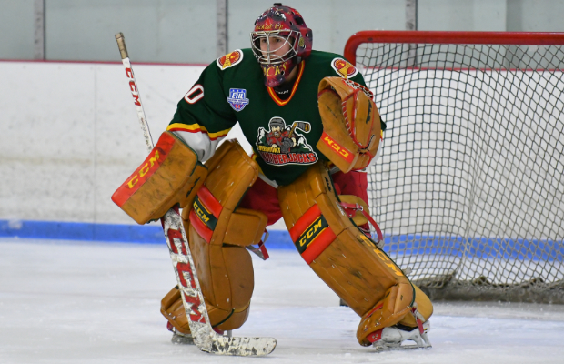 Wentworth Institute of Technology adds EHL goalie Carbo for second half of '19-20 season