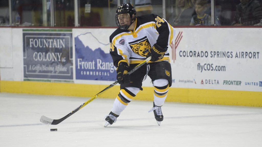 USCHO.com presents its NCAA Division I Plays of the Week, Jan. 24-26