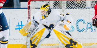 USCHO.com presents its NCAA Division I Hockey Plays of the Week, Feb. 14-17