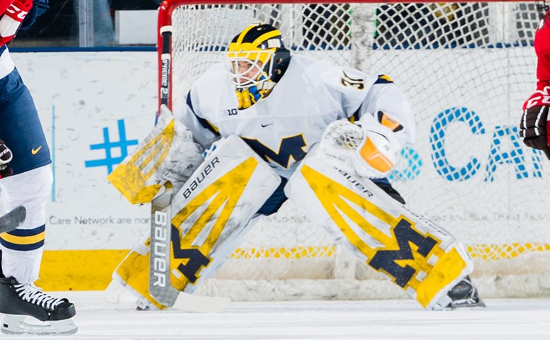 After sweeping Notre Dame, Michigan's schedule doesn't get easier with Penn State on tap this weekend