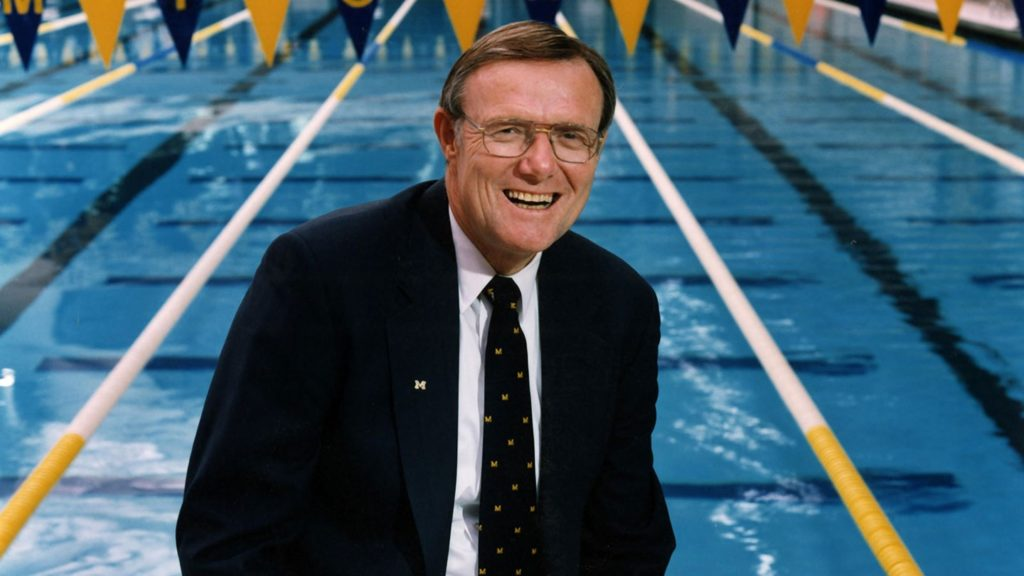 Former Michigan athletic director Roberson passes away at 84