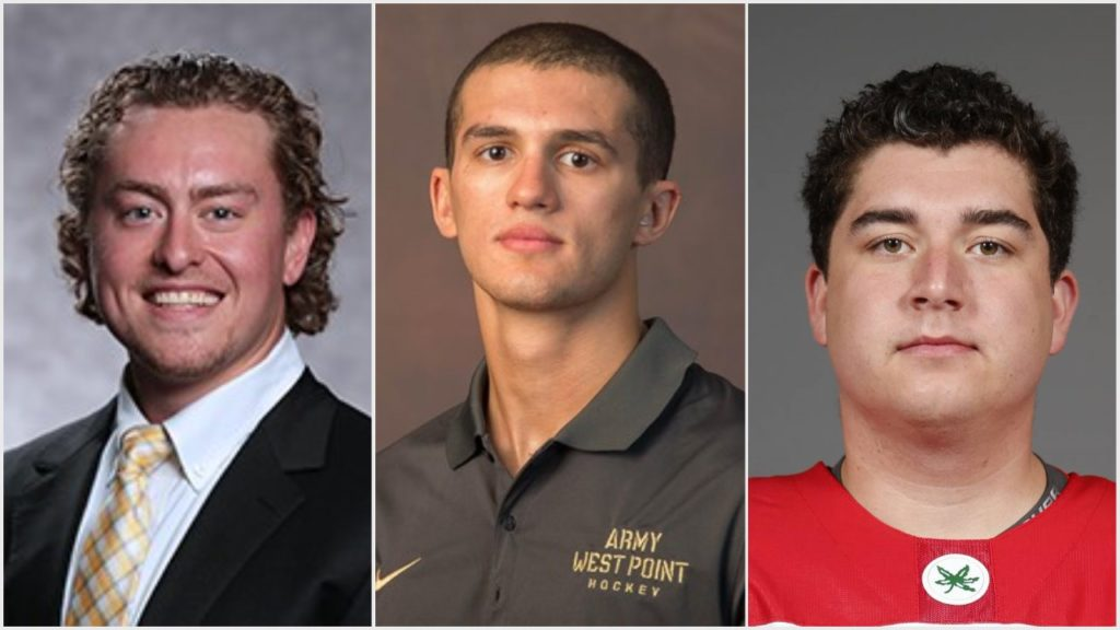Colorado College's Wilkie, Army West Point's Firriolo, Ohio State's Nappier win HCA honors for December