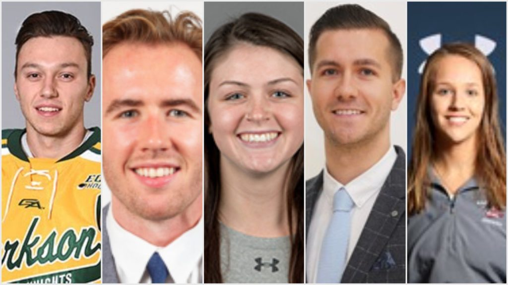 Brosseau, Burke, Conger, Keene, Wolf named five finalists named for 2020 Hockey Humanitarian Award