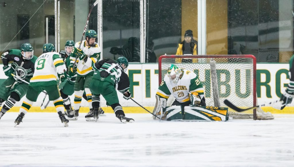 College Hockey Wrap-up, D-III East: February 17, 2020