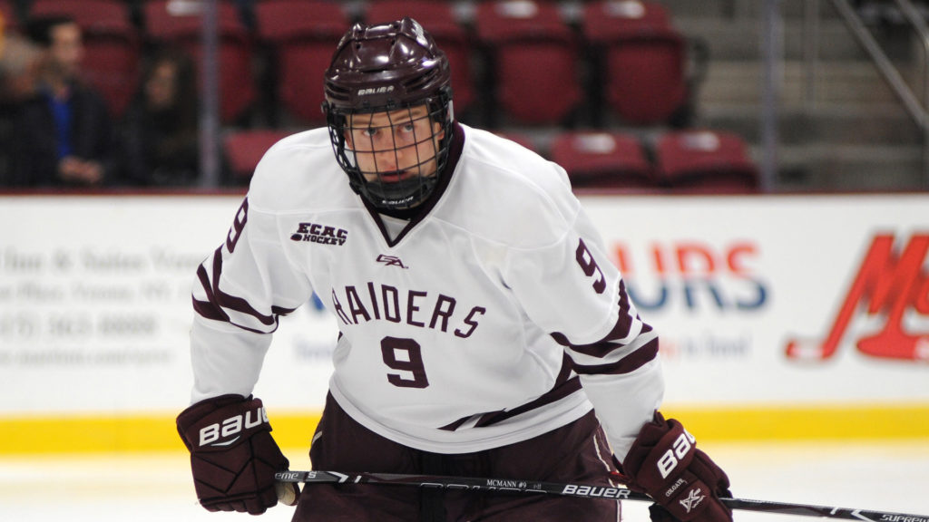 This Week in ECAC Hockey: Colgate making strides on the power play after getting 'too caught up in the structure'