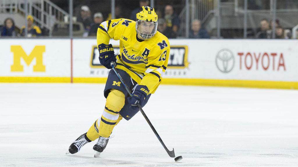 This Week in Big Ten Hockey: Michigan, Minnesota battling for top spot, home ice for conference playoffs